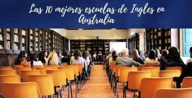 Top 10 de las Escuelas de Inglés en Australia