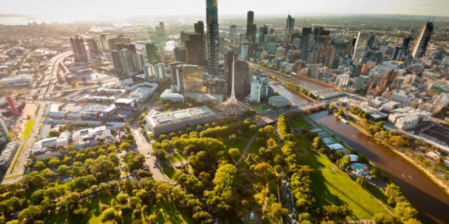 Melbourne, la capital de la cultura Aussie
